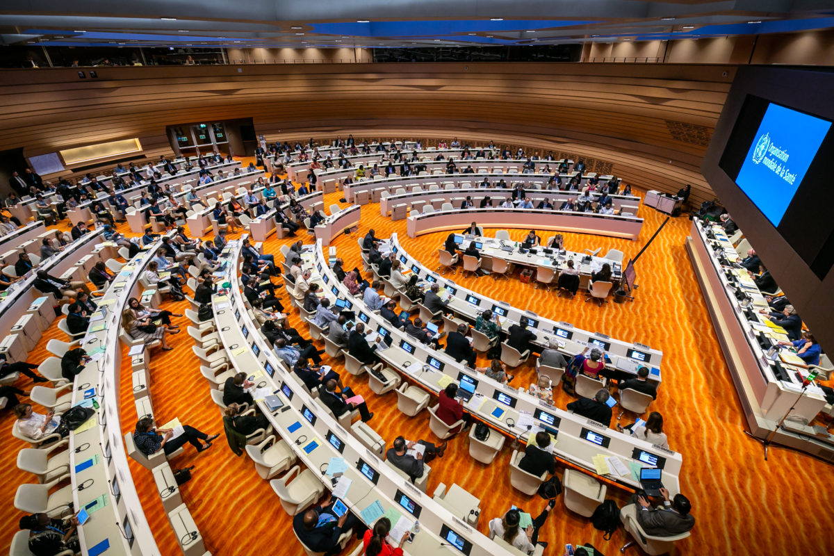 WHA 2019 Top Issues: Budget, UHC, Access To Medicines