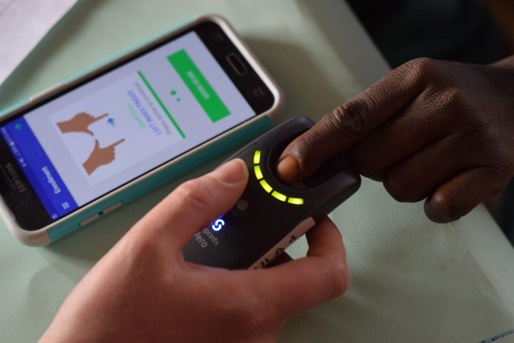 New Gavi Partnership: Deploying Biometric Technology To Expand Child